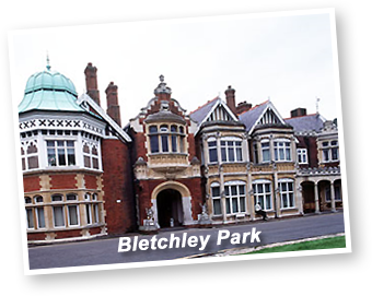 Bletchley Park, Bletchley, Milton Keynes - Maweb developed a website for a Bletchley-based charity!