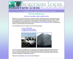 Screenshot of Border Loos [click to enlarge]